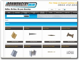 https://www.ironmongeryonline.com/category/Hinges/1164/ website