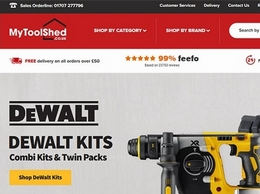 https://www.mytoolshed.co.uk/ website