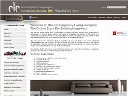 https://contemporarylivingcompany.co.uk website