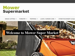 https://www.mowersupermarket.co.uk/ website