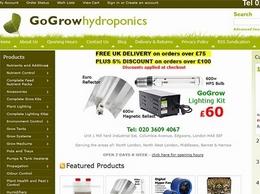 https://www.gogrowhydroponics.co.uk/ website