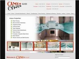 http://cameoglassuk.co.uk website