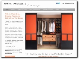 http://www.manhattanclosets.co.uk/ website
