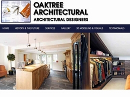 https://www.oaktreearchitectural.co.uk/ website