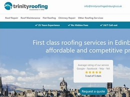 https://trinityroofingedinburgh.co.uk/ website