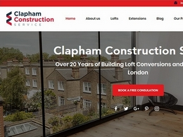 https://claphamconstructionservice.com/ website