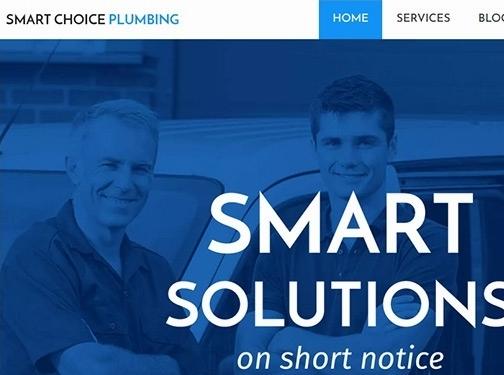 https://smartchoice.plumbing/ website
