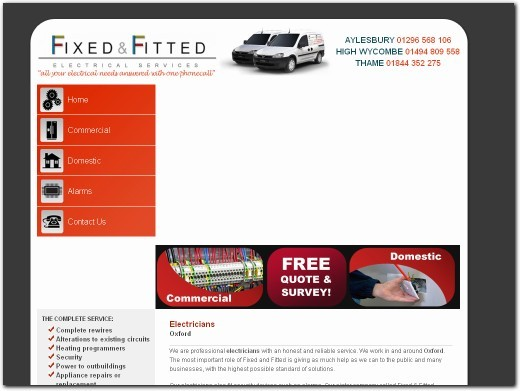 http://www.fixedandfittedelectrical.co.uk/electricians/oxford.php website