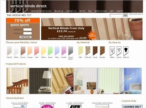https://www.vertical-blinds-direct.co.uk/ website