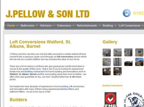 http://www.herts-builders.co.uk/ website