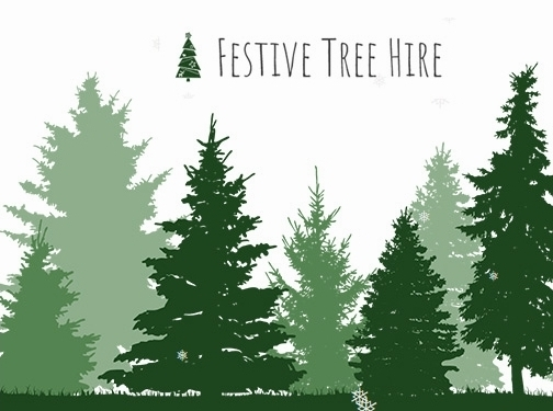 https://festivetreehire.co.uk/ website