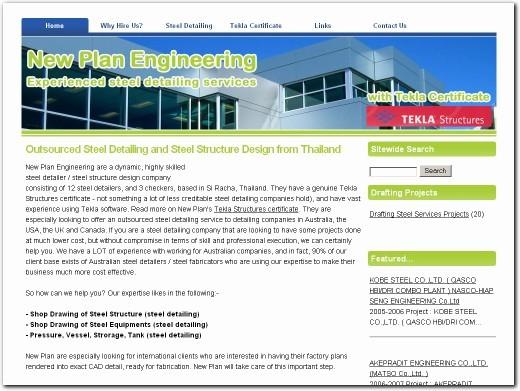 http://www.draftingsteelservicesthailand.com/ website