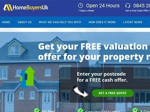 https://a1-homebuyers.co.uk/ website