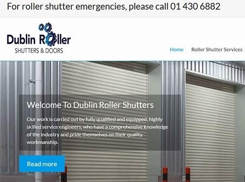 https://dublinrollershutters.com/ website