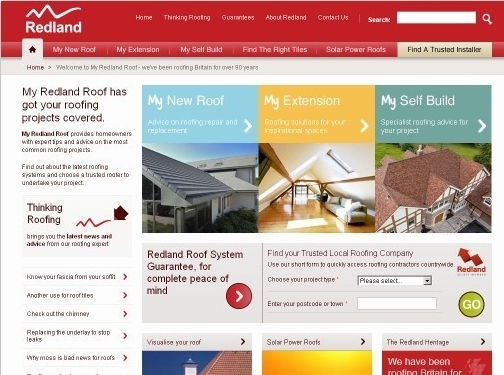 http://redland.co.uk/ website