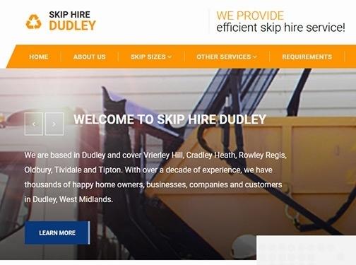 https://skip-hire-dudley.co.uk/ website