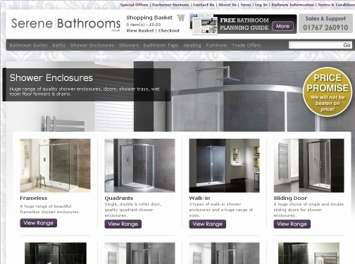 https://www.serenebathrooms.com/ website