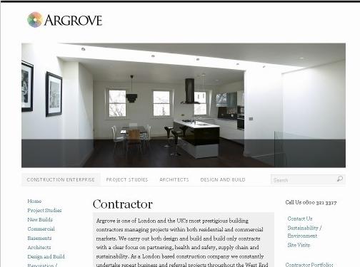http://argrove.co.uk website