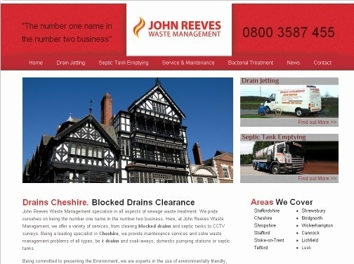 http://www.johnreeves.co.uk/drains/cheshire.php website