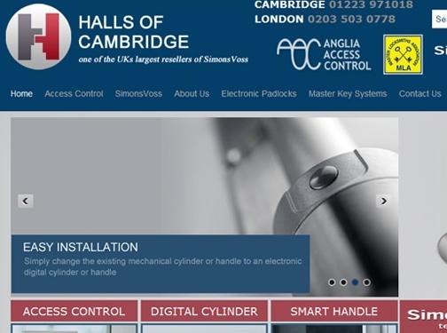 https://www.hallsofcambridge.co.uk/ website