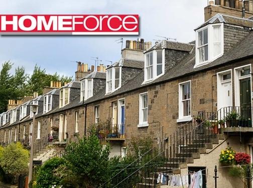http://www.edinburgh-homeforce.co.uk website