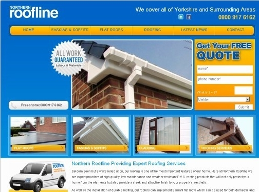 https://www.northernroofline.co.uk/ website