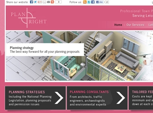 http://www.planright.co.uk/ website