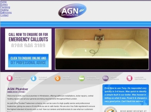 http://www.agn-gas.co.uk/ website