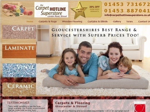 https://www.carpethotlinesuperstore.co.uk/ website