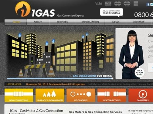 https://1gasconnections.co.uk/ website