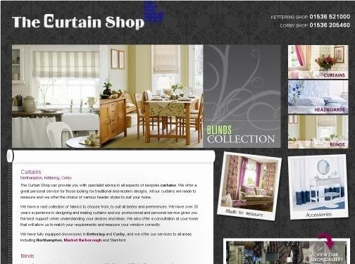 https://www.curtain-shop.co.uk/ website