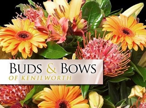 https://www.budsandbows-flowers.co.uk/ website