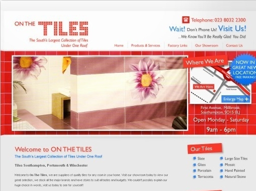 http://www.onthetiles.co.uk/ website