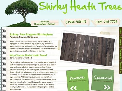 http://www.shirleyheathtrees.co.uk/ website