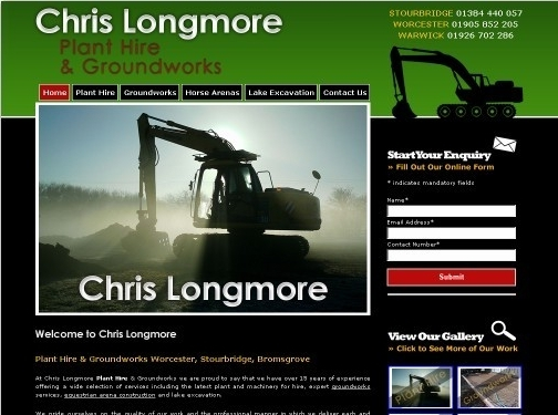 https://www.chris-longmore.co.uk/ website
