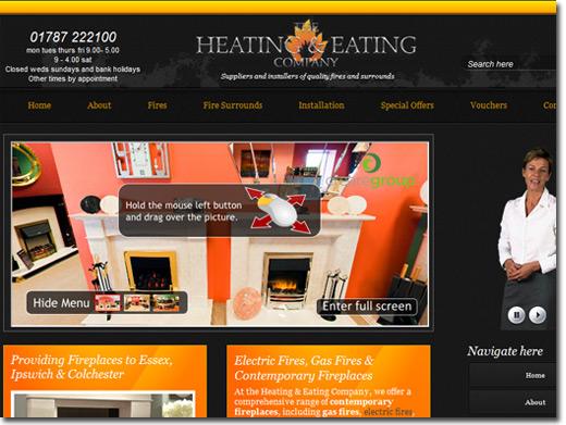 http://www.heatingandeating.co.uk/ website