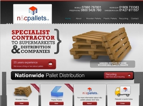 http://www.ncpallets.co.uk/ website