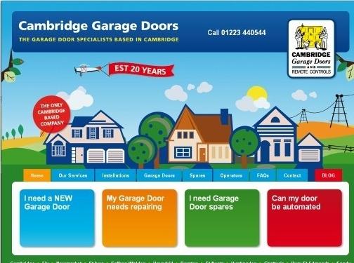 https://www.cambridgegaragedoors.co.uk/ website