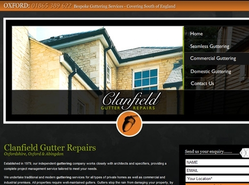 https://www.gutter-repairs.co.uk/ website