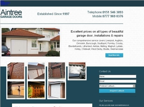 http://www.aintreegaragedoors.co.uk/ website