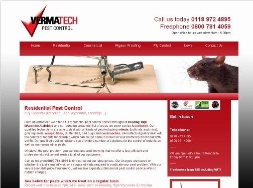 http://www.vermatechpestcontrol.co.uk/residential.php website