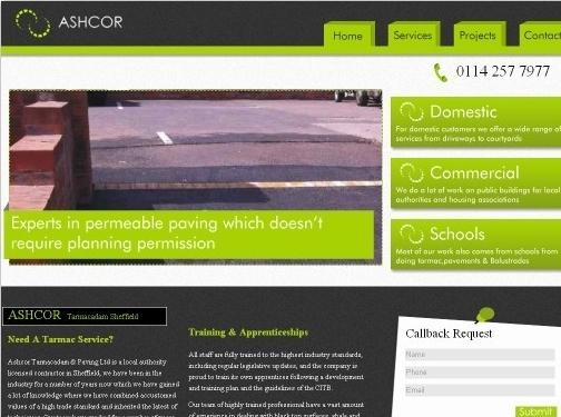 https://www.ashcor.co.uk/ website