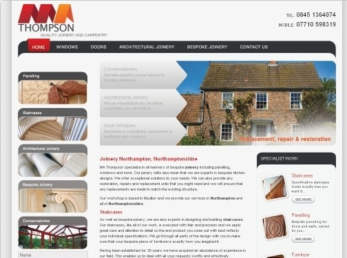 http://www.mathompson.co.uk/ website