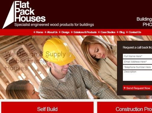 http://www.flatpackhouses.co.uk/ website