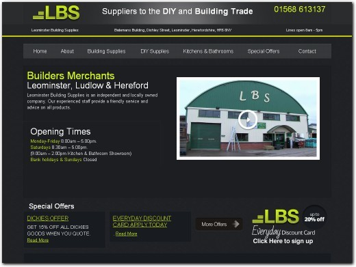 http://www.leominsterbuildingsupplies.co.uk/ website