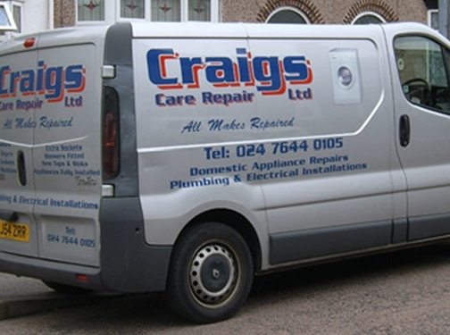 http://www.craigsrepairs.co.uk/ website