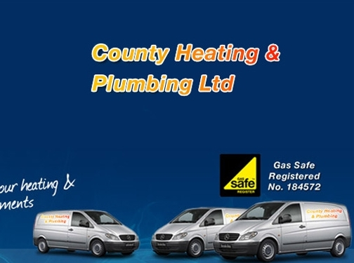 https://www.countyheatingandplumbing.co.uk/ website