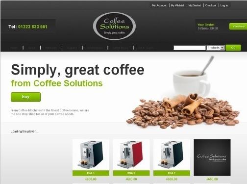 https://www.simplygreatcoffee.co.uk/ website