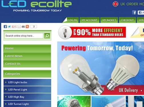 https://www.ledecolite.co.uk/led-light-bulbs.html website