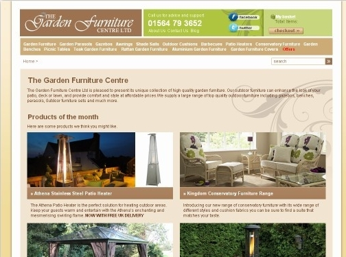 https://www.gardenfurniturecentre.co.uk website